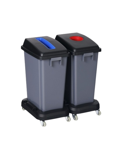 Dustbin With Wheel-10414592