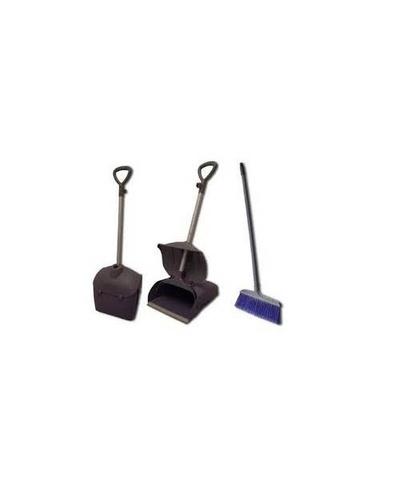 Closed Dustpan and Brush Set-10414676