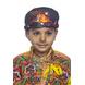 S H A H I T A J Cotton Kathiyawadi Navratri or Gujarati Safa Pagdi Turban Multi-Colored for Kids and Adults (RT427)-ST50_18andHalf-sm