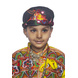 S H A H I T A J Cotton Kathiyawadi Navratri or Gujarati Safa Pagdi Turban Multi-Colored for Kids and Adults (RT427)-ST50_20andHalf-sm