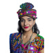 S H A H I T A J Cotton Kathiyawadi Navratri or Gujarati Safa Pagdi Turban Multi-Colored for Kids and Adults (RT430)-ST53_22-sm