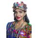 S H A H I T A J Cotton Kathiyawadi Navratri or Gujarati Safa Pagdi Turban Multi-Colored for Kids and Adults (RT434)-ST57_18-sm