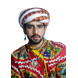 S H A H I T A J Cotton Kathiyawadi Navratri or Gujarati Safa Pagdi Turban Multi-Colored for Kids and Adults (RT24)-ST65_18-sm