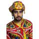 S H A H I T A J Cotton Kathiyawadi Navratri or Gujarati Safa Pagdi Turban Multi-Colored for Kids and Adults (RT28)-18-3-sm