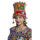 S H A H I T A J Cotton Kathiyawadi Navratri or Gujarati Safa Pagdi Turban Multi-Colored for Kids and Adults (RT30)-18-3-sm