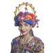 S H A H I T A J Cotton Kathiyawadi Navratri or Gujarati Safa Pagdi Turban Multi-Colored for Kids and Adults (RT34)-18-3-sm