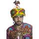 S H A H I T A J Cotton Kathiyawadi Navratri or Gujarati Safa Pagdi Turban Multi-Colored for Kids and Adults (RT35)-18-3-sm