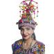 S H A H I T A J Cotton Kathiyawadi Navratri or Gujarati Safa Pagdi Turban Multi-Colored for Kids and Adults (RT36)-ST77_23andHalf-sm