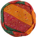 S H A H I T A J Traditional Rajasthani Synthetic Adjustable Vantma or Barmeri Holi Pagdi Safa or Turban Multi-Colored for Kids and Adults (RT418)-18-3-sm
