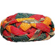 S H A H I T A J Traditional Rajasthani Synthetic Adjustable Vantma or Barmeri Holi Pagdi Safa or Turban Multi-Colored for Kids and Adults (RT02)-ST80_18andHalf-sm