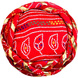 S H A H I T A J Traditional Rajasthani Synthetic Adjustable Vantma or Barmeri Holi Pagdi Safa or Turban Multi-Colored for Kids and Adults (RT03)-18-3-sm