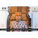 S H A H I T A J Traditional Rajasthani Cotton Mewadi Barati Pagdi or Turban Multi-Colored for Kids and Adults (MT44)-ST122_18andHalf-sm