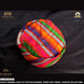 S H A H I T A J Traditional Rajasthani Cotton Mewadi Mothda Pagdi or Turban Multi-Colored for Kids and Adults (MT55)-18-3-sm