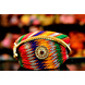 S H A H I T A J Traditional Rajasthani Cotton Mewadi  Multi-Colored Mothda Pagdi or Turban for Kids and Adults (MT97)-ST175_23andHalf-sm