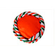 S H A H I T A J Traditional Rajasthani Faux Silk Tricolor or Tiranga Barmeri or Vantma Pagdi Safa or Turban Multi-Colored for Kids and Adults (RT140)-18-3-sm