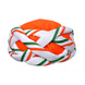 S H A H I T A J Traditional Rajasthani Faux Silk Tricolor or Tiranga Vantma Pagdi Safa or Turban Multi-Colored for Kids and Adults (RT136)-ST214_18andHalf-sm