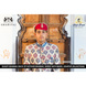 S H A H I T A J Traditional Rajasthani Red or Kasumal Cotton Mewadi Pagdi or Turban for Kids and Adults (MT89)-ST167_18andHalf-sm