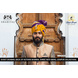 S H A H I T A J Traditional Rajasthani Wedding Barati Bandhej Multi-Colored Cotton Jodhpuri & Rajputi Pagdi Safa or Turban with Brooch for Kids and Adults (CT184)-ST264_18andHalf-sm