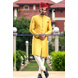 S H A H I T A J Traditional Rajasthani Wedding Barati Plain Chanderi Silk Maroon Udaipuri Pagdi Safa or Turban for Kids and Adults (CT214)-ST294_18andHalf-sm