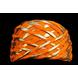 S H A H I T A J Traditional Rajasthani Orange or Kesariya Color Faux Silk Marwadi Munshi Pagdi Safa or Turban for Kids and Adults (RT318)-ST478_21andHalf-sm