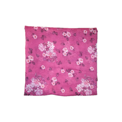S H A H I T A J Traditional Rajasthani Floral Faux Silk Pink Barati/Groom/Social Occasions Turban Safa Pagdi Pheta Cloth for Kids and Adults (CT323)-ST483