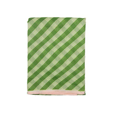 S H A H I T A J Traditional Rajasthani Faux Silk Green Barati/Groom/Social Occasions Turban Safa Pagdi Pheta Cloth for Kids and Adults (CT338)-ST498