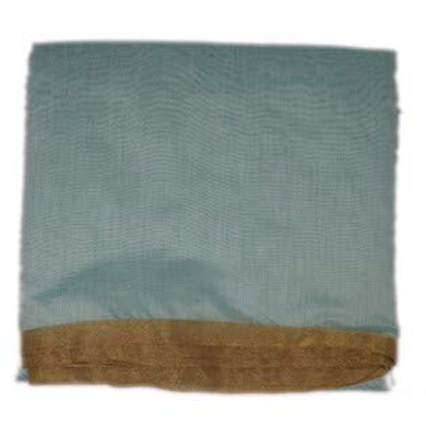 S H A H I T A J Traditional Rajasthani Faux Silk Blue Barati/Groom/Social Occasions Turban Safa Pagdi Pheta Cloth for Kids and Adults (CT344)-Free Size-2