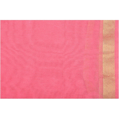 S H A H I T A J Traditional Rajasthani Faux Silk Pink Barati/Groom/Social Occasions Turban Safa Pagdi Pheta Cloth for Kids and Adults (CT349)-Free Size-1