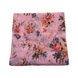 S H A H I T A J Traditional Rajasthani Floral Pink Barati/Groom/Social Occasions Turban Safa Pagdi Pheta Cloth for Kids and Adults (CT360)-ST520-sm