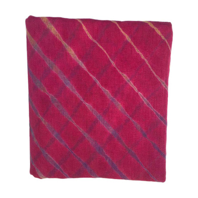 S H A H I T A J Traditional Rajasthani Cotton Pink Barati/Groom/Social Occasions Turban Safa Pagdi Pheta Cloth for Kids and Adults (CT364)-ST524