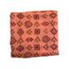S H A H I T A J Traditional Rajasthani Aztec Print Faux Silk Peach Barati/Groom/Social Occasions Turban Safa Pagdi Pheta Cloth for Kids and Adults (CT376)-ST536-sm