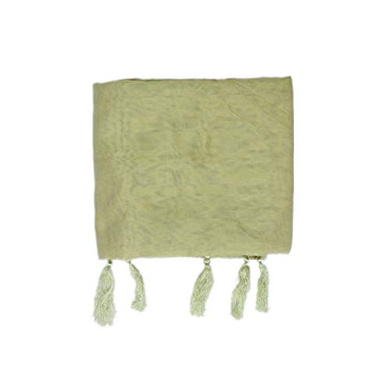 S H A H I T A J Traditional Rajasthani Faux Silk Pista Green Barati/Groom/Social Occasions Turban Safa Pagdi Pheta Cloth for Kids and Adults (CT390)-ST550