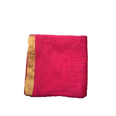 S H A H I T A J Traditional Rajasthani Faux Silk Rani or Magenta Barati/Groom/Social Occasions Turban Safa Pagdi Pheta Cloth for Kids and Adults (CT394)-Free Size-1