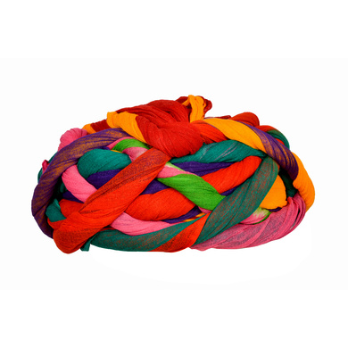 S H A H I T A J Traditional Rajasthani Cotton Multi-Colored Vantma or Rope Pagdi Safa or Turban for Kids and Adults (RT497)-18-3