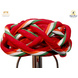S H A H I T A J Traditional Rajasthani Cotton Multi-Colored Vantma or Rope Pagdi Safa or Turban for Kids and Adults (RT500)-ST620_23andHalf-sm