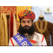 S H A H I T A J Traditional Rajasthani Cotton Vantma or Rope Pagdi Safa or Turban for Kids and Adults (RT507)-ST627_22-sm