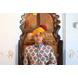 S H A H I T A J Traditional Rajasthani Wedding Barati Zari Cotton Kotadoriya Multi-Colored Jodhpuri & Rajputi Pagdi Safa or Turban with Brooch for Kids and Adults (CT196)-ST276_18-sm