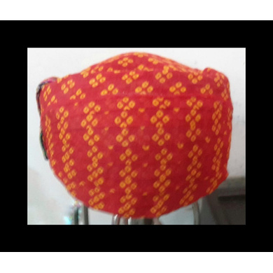 S H A H I T A J Traditional Rajasthani Cotton Mewadi Pagdi or Turban Multi-Colored for Kids and Adults (MT83)-ST161_18