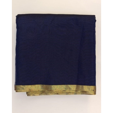 S H A H I T A J Traditional Rajasthani Blue Barati/Groom/Social Occasions Faux Silk Pagdi Safa Turban or Pheta Cloth for Kids and Adults (CT592)-ST716