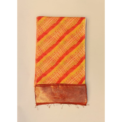 S H A H I T A J Traditional Rajasthani Multi-Colored Barati/Groom/Social Occasions Cotton Mewadi Bhupal Shahi Pagdi or Turban Cloth for Kids and Adults (MT602)-ST726
