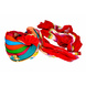 S H A H I T A J Traditional Rajasthani Jodhpuri Cotton Multi-Colored Wedding Groom or Dulha Pagdi Safa or Turban for Kids and Adults (RT605)-18.5-3-sm