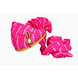 S H A H I T A J Traditional Rajasthani Jodhpuri Cotton Pink Lehariya Wedding Groom or Dulha Pagdi Safa or Turban for Kids and Adults (RT616)-ST740_20andHalf-sm