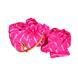 S H A H I T A J Traditional Rajasthani Jodhpuri Cotton Pink Lehariya Wedding Groom or Dulha Pagdi Safa or Turban for Kids and Adults (RT616)-18-3-sm