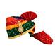 S H A H I T A J Traditional Rajasthani Jodhpuri Cotton Multi-Colored Bandhej Wedding Groom or Dulha Pagdi Safa or Turban for Kids and Adults (RT619)-ST743_18andHalf-sm