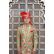 S H A H I T A J Traditional Rajasthani Wedding Red Silk Jodhpuri Pagdi Safa or Turban for Groom or Dulha (CT270)-ST350_21-sm