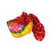 S H A H I T A J Traditional Rajasthani Jodhpuri Cotton Multi-Colored Lehariya Wedding Groom or Dulha Pagdi Safa or Turban for Kids and Adults (RT623)-18-3-sm