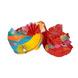 S H A H I T A J Traditional Rajasthani Jodhpuri Cotton Multi-Colored Wedding Groom or Dulha Pagdi Safa or Turban for Kids and Adults (RT627)-18-3-sm