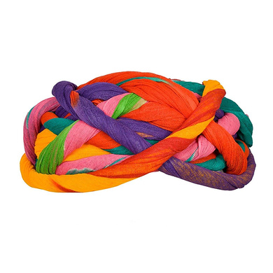 S H A H I T A J Traditional Rajasthani Cotton Multi-Colored Vantma or Rope Pagdi Safa or Turban for Kids and Adults (RT497)-ST617_18