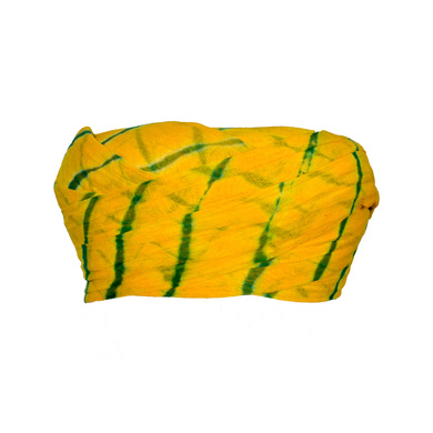 S H A H I T A J Traditional Rajasthani Cotton Yellow Lehariya Jodhpuri Gol Pheta Pagdi Safa or Turban for Kids and Adults (RT527)-ST647_18