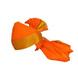 S H A H I T A J Traditional Rajasthani Jodhpuri Cotton Farewell/Retirement/Social Occasions Orange Kotadoriya Pagdi Safa or Turban for Kids and Adults (CT691)-ST811_21andHalf-sm